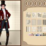 Female Dandy Fashion dress up game