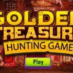 Golden Treasure Hunting Game