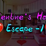 Valentine's House Escape 1