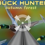 Duck Hunter autumn forest