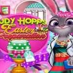 Judy Hopps Easter Preparation